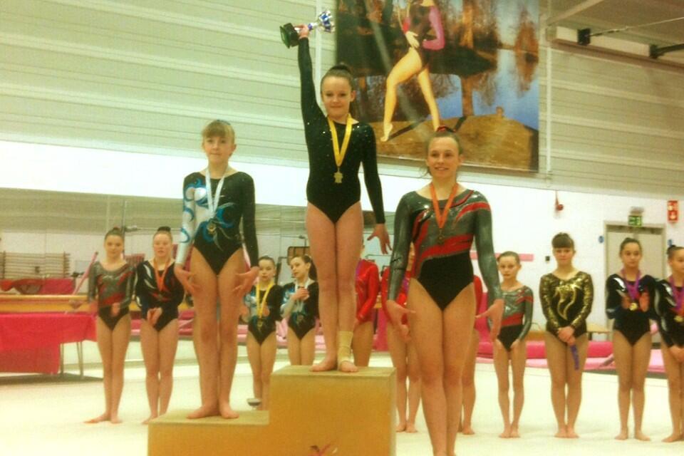 Abbi Regional Grade 6 Champion 2013