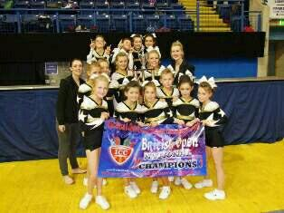 Skyline Cheer National Champions