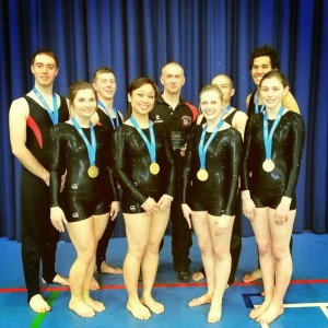 TG British Champions Senior Mixed 2013 2