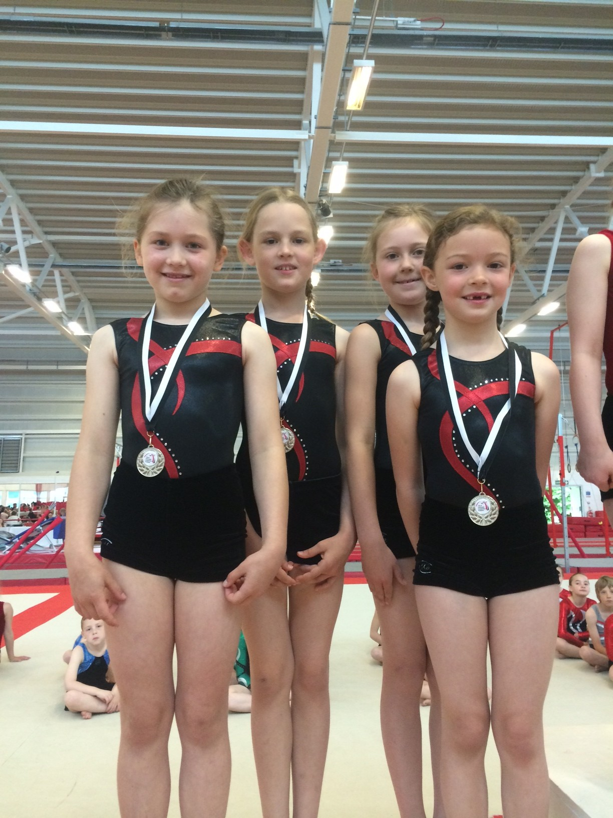 Team Gym News The City Of Newcastle Gymnastics Academy