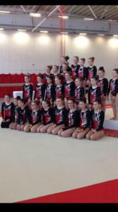 General Gymnastics Comp 2015 cnga