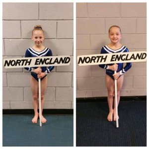Laura and Yas Represent North England in National Grades Finals 4 and 3