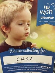 chroncile wish tokens