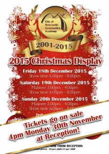 christmas-display-poster-2015-tickets on sale 30 Nov